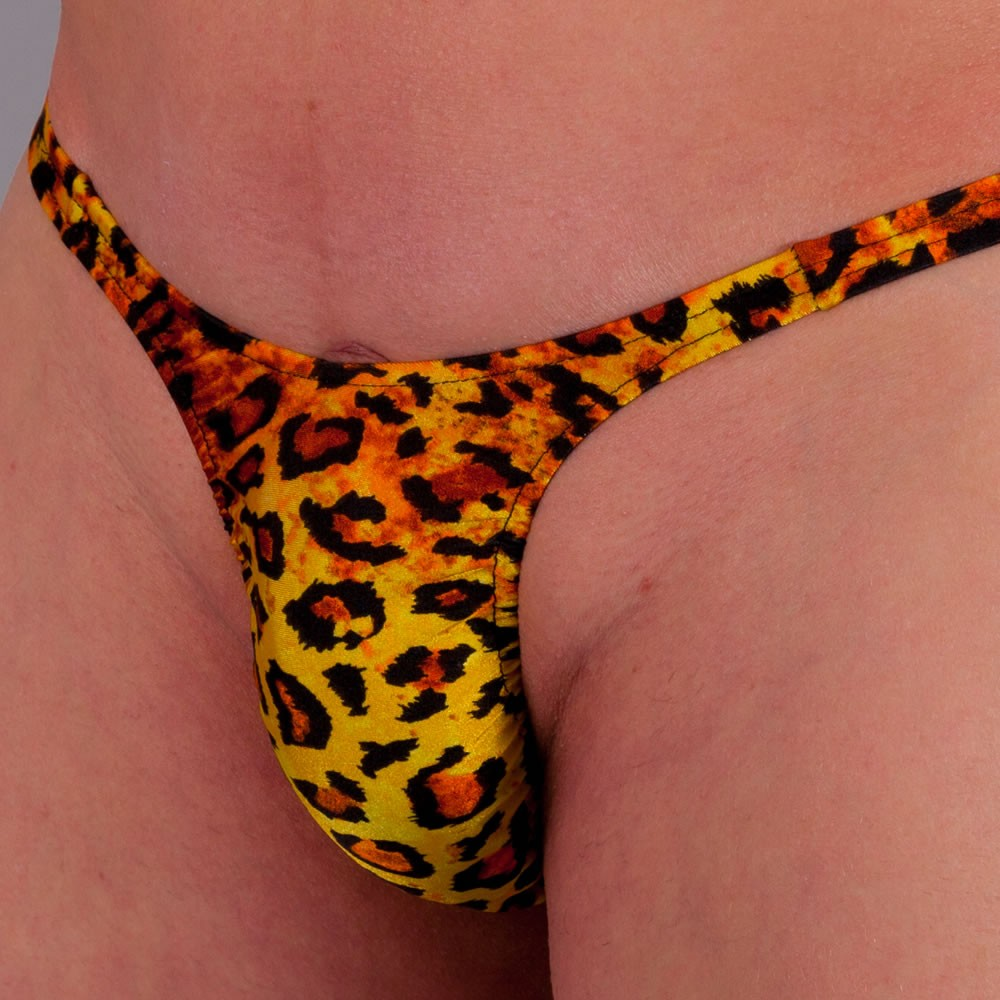 exclusive Mens String Tanga Leo