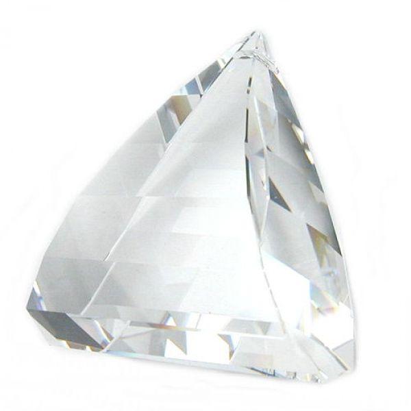 Anhänger, Dreieck gewölbt