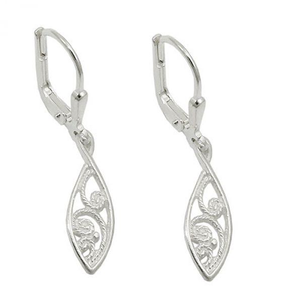 Brisur orientalisch, Silber 925