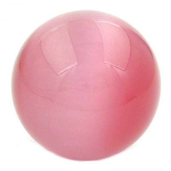 Kugel, mit Hyperion, rosa