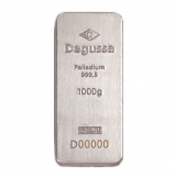Palladium Barren - 1000g Palladium