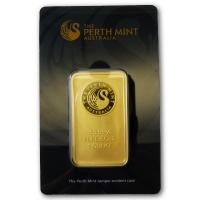 Goldbarren 31,103g - Perth Mint